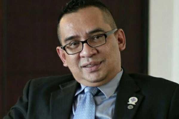 Denny S Wardhana Ketua BPD PHRI Sumut