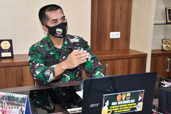 Kapendam I/BB, Kolonel Inf Zeni Djunaidhi, MSi.