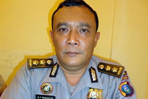 Kasubbid Penmas Bidang Humas Poldasu AKBP MP Nainggolan.