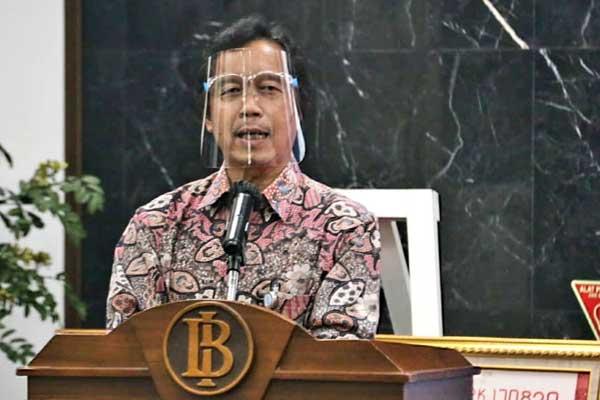 Kepala Perwakilan Bank Indonesia Sumut,  Wiwiek Sisto Widayat.