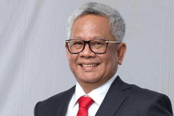 Dirut Holding Perkebunan Nusantara III (Persero), M Abdul Ghani.